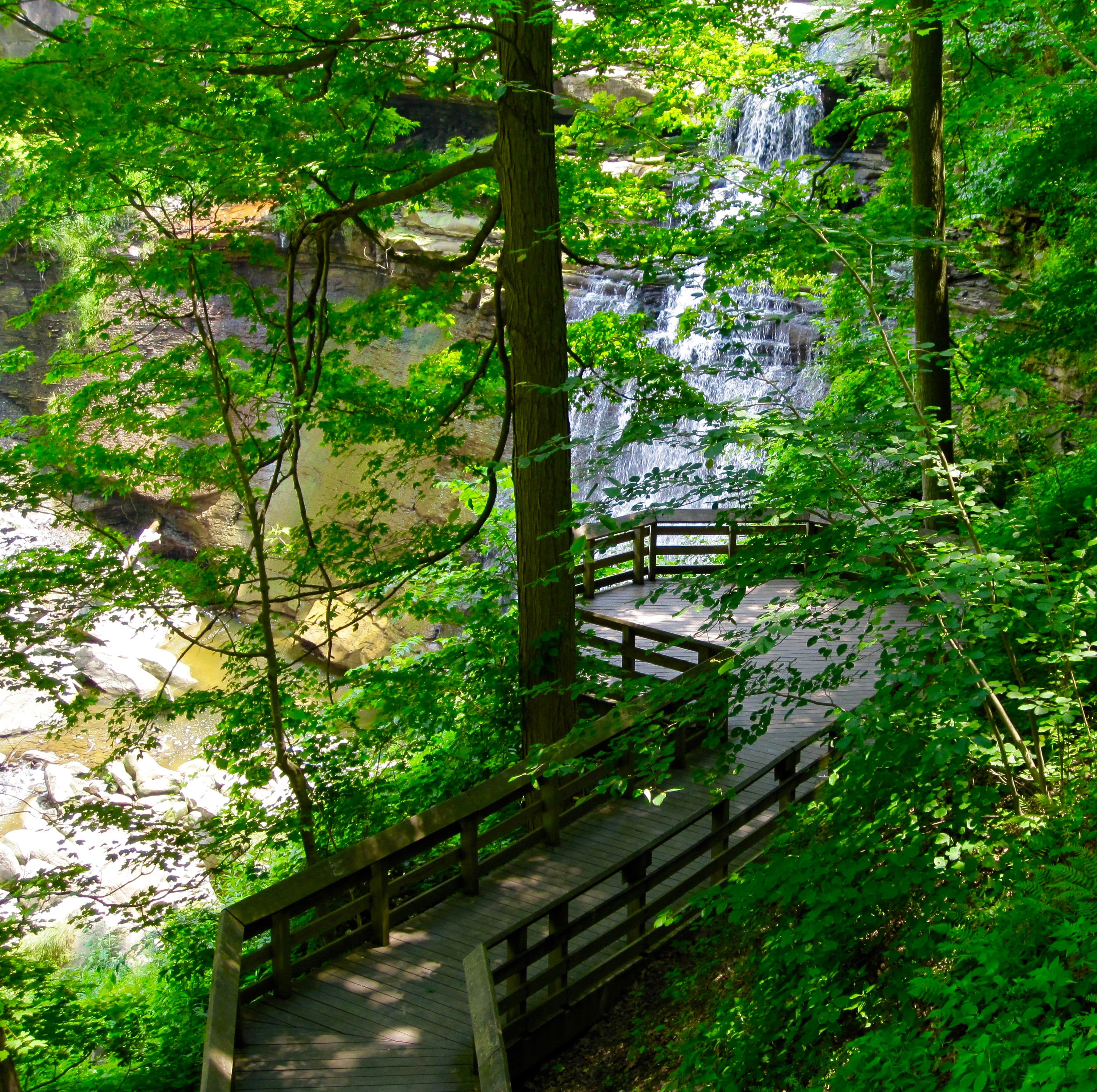 #4 Cuyahoga Valley National Park