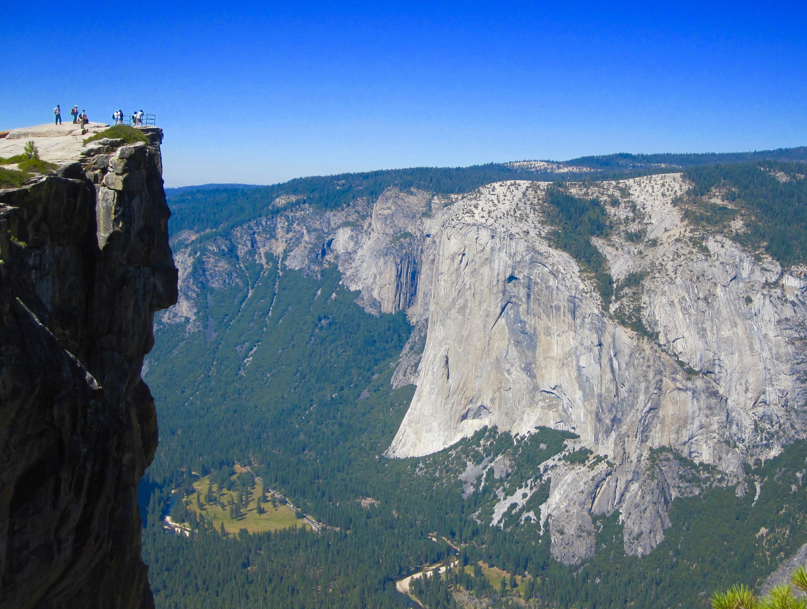 #18 Yosemite National Park