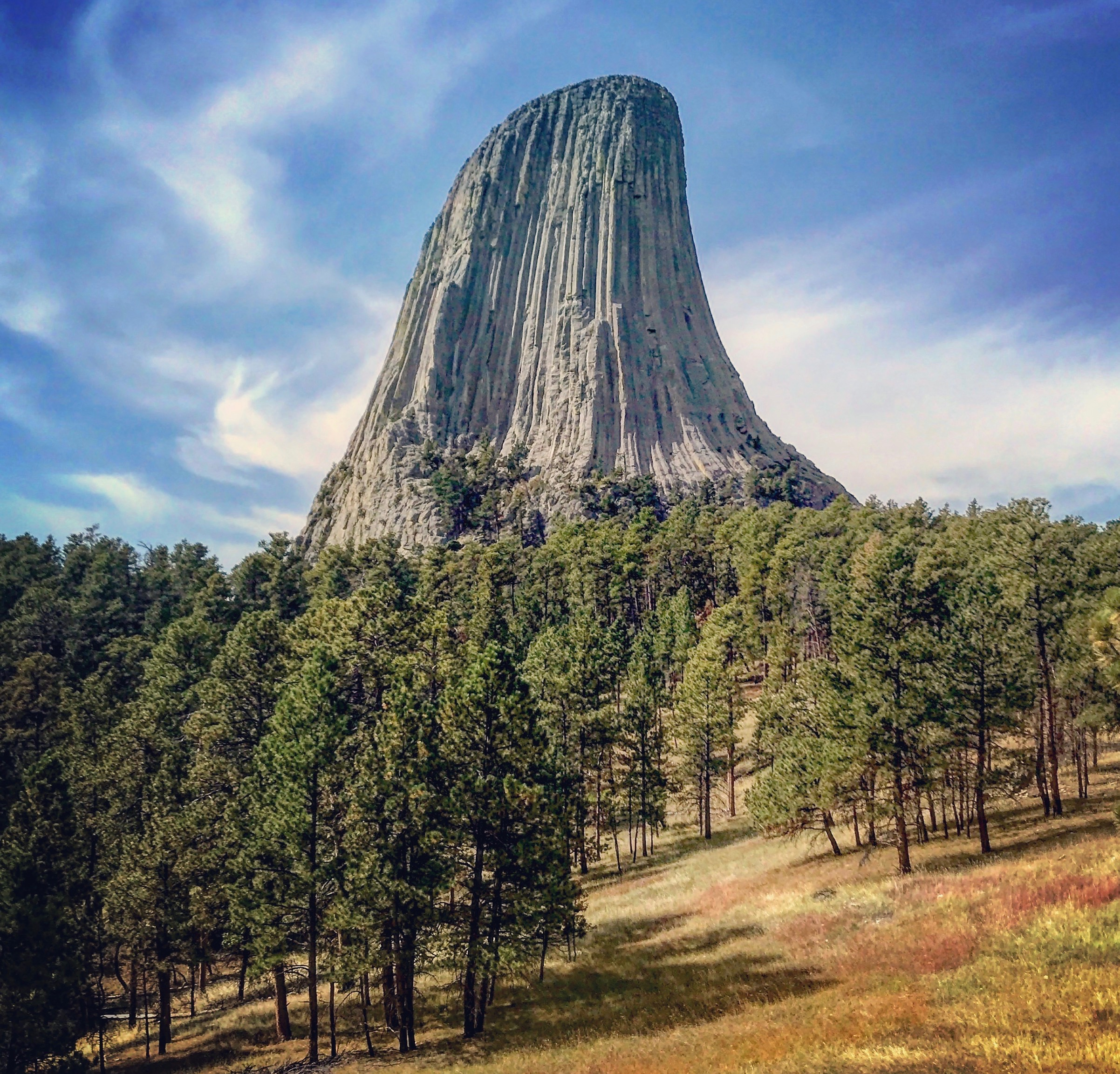 Devils Tower Nat'l Monument, Wyoming