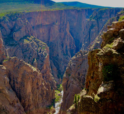 #6 Black Canyon of the Gunnison N.P.