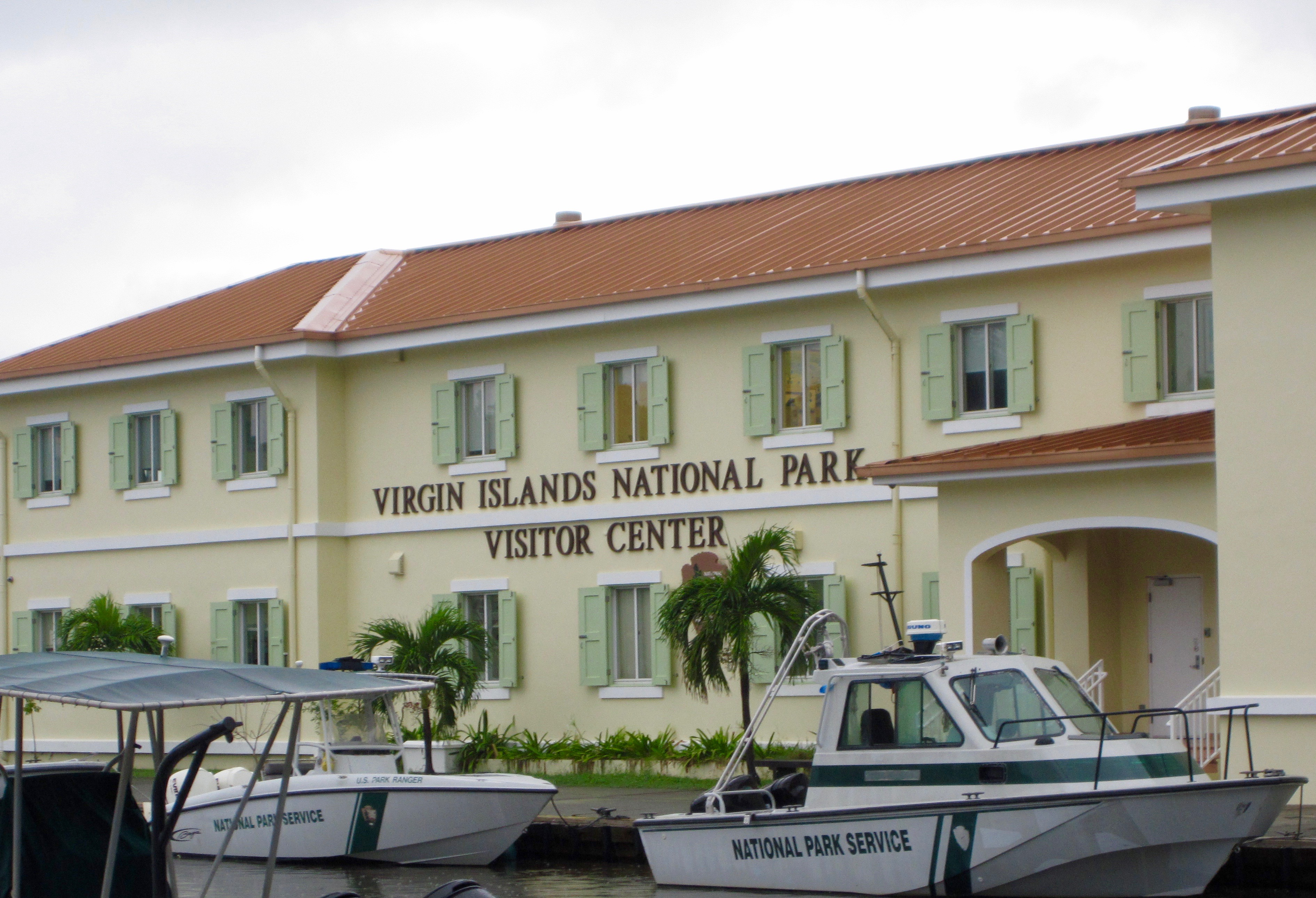 #33 Virgin Islands National Park