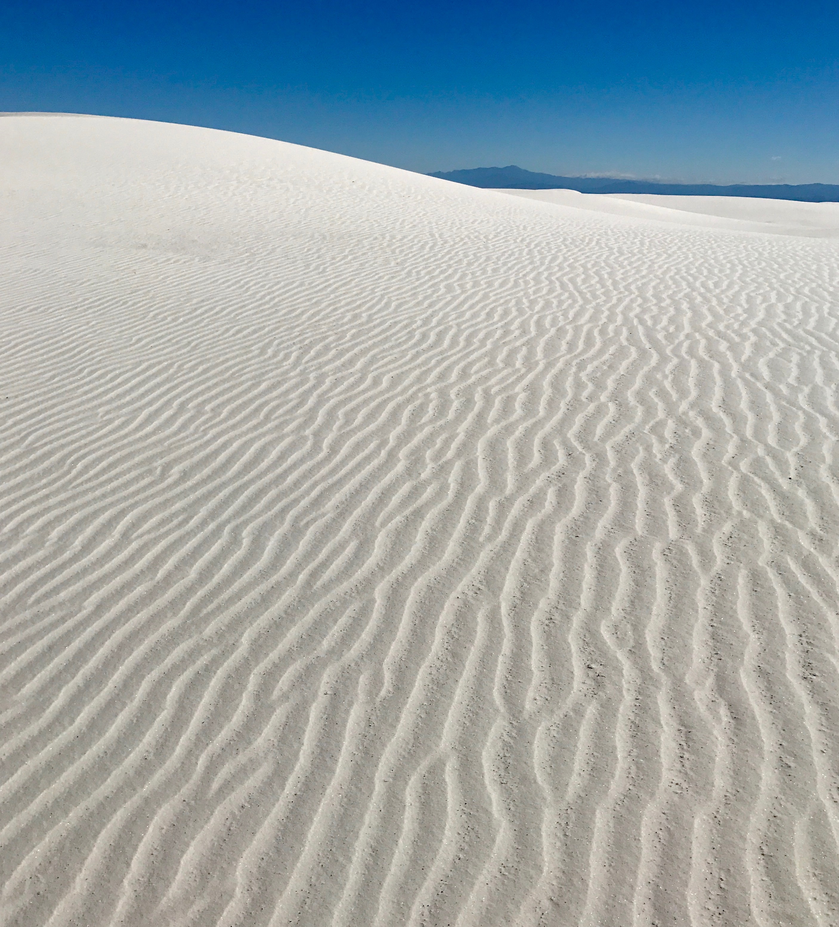 White Sands Nat'l Monument