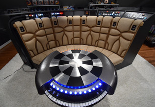 Millennium Falcon Couch