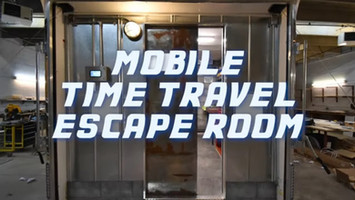 Time Travel Mobile Escape Room