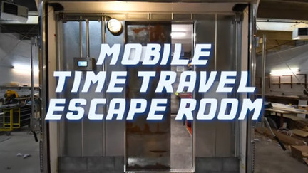 Time Travel Mobile Escape Room