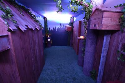 "Dreamforce 2017 Mobile Escape Room Truck ""Codey's Secret Cabin"""