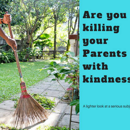 Killing the Elderly with Kindness