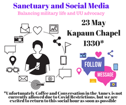 Sanctuary and Social Media