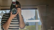 Fotografe com o coração