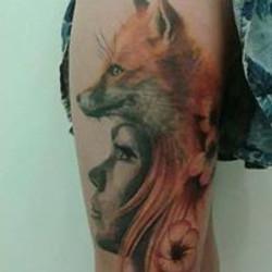 kerry lavulo tattooist
