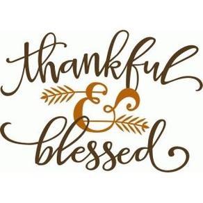 Our Thanksgiving Prayer