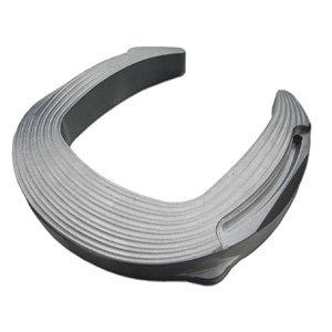 Aluminum Full Rocker Shoe Thick (Each)