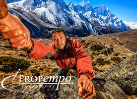 Insurmountable missions challenge? Let Propempo be your sherpa.