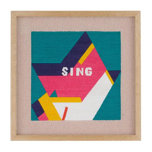SING SWIM OK MOON
