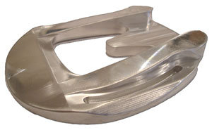 Aluminum 4 Point Railbar Shoe (Each)