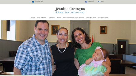 Jeanine Castagna - Adoption Attorney