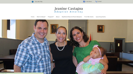 Jeanine Castagna - Adoption Attorney