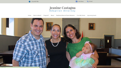 Jeanine Castagna- Adoption Attorney