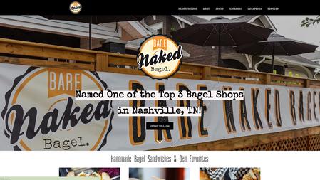 Bare Naked Bagel