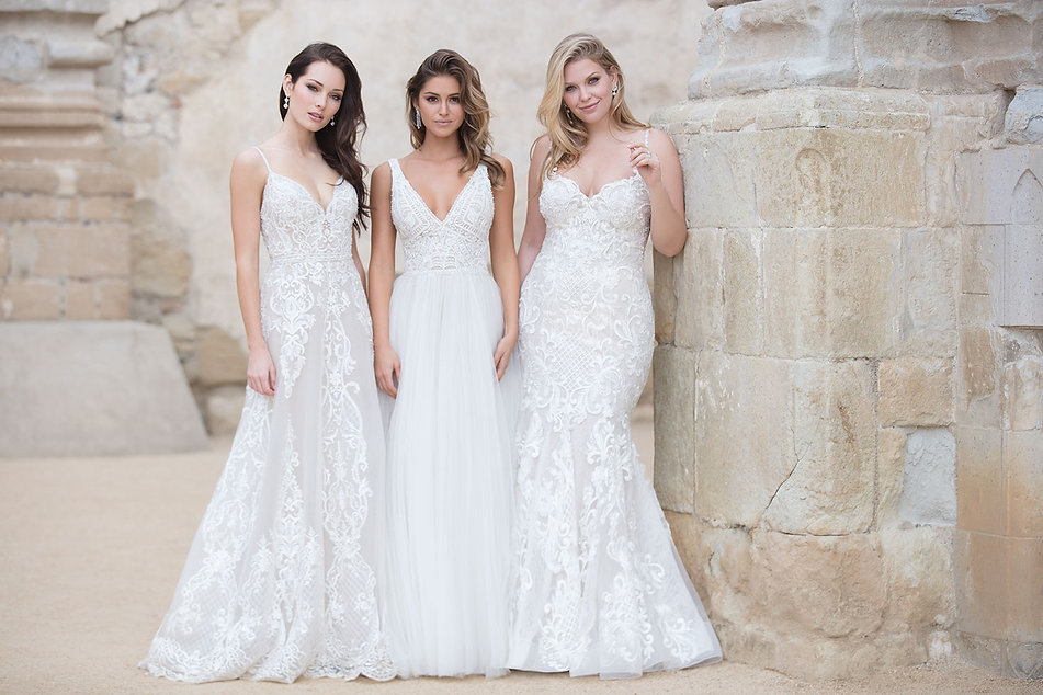 Designer Bridal Gowns And Wedding Dresses At The Bridal World