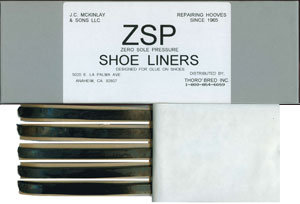 McKinley Shoe Liners (Box of 20)