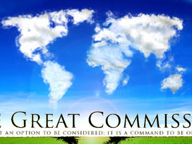 The Great Commission? YES!!!!