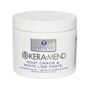 KERA-MEND Hoof Crack & White Line Paste (4 oz)