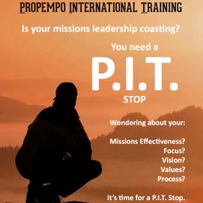 Intro to Propempo International Training (PIT)