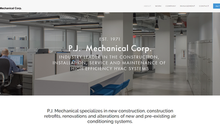 P.J. Mechanical Corp.