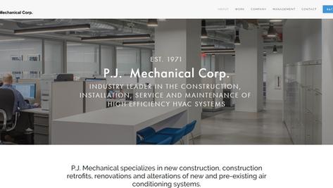 P.J. Mechanical Corp.