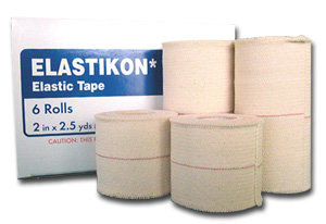 "ELASTIKON Tape (1 Roll) - Available in 2"" & 4"""