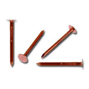"""Copper Nails - 1 1/2"""" (5 Lb)"""