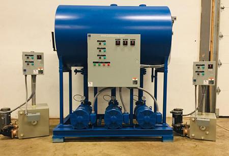 Penn Pump Condensate / Boiler Feed Systems