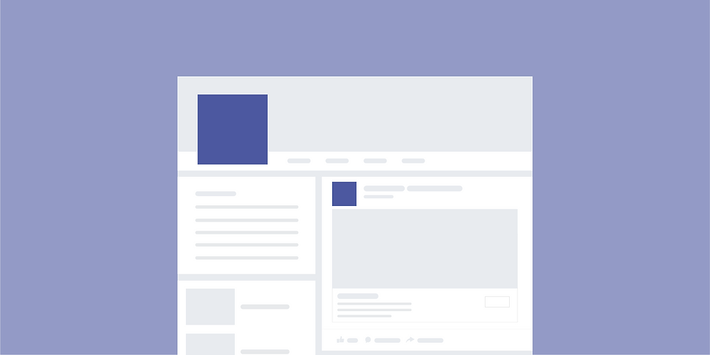 Facebook profile images should be 180px wide by 180px tall