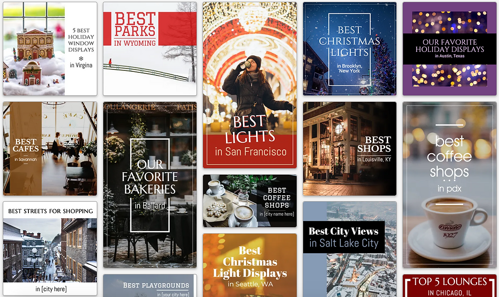 Best of 2020 best of neighborhood picks social media posts for small businesses to shop local or award best of awards locally