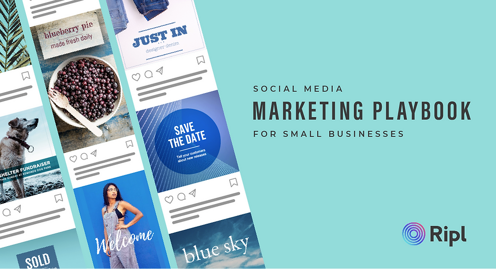 The social media marketing playbook for small business includes an introduction to social media for your business plus useful tips and tricks