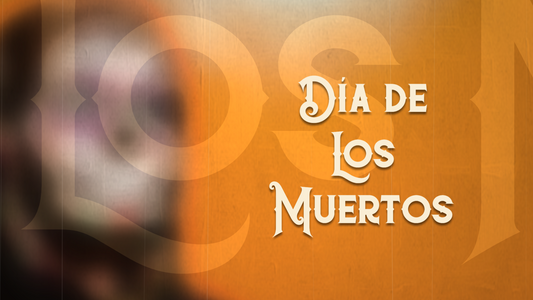 Dia de lost muertos day of the dead social media post template