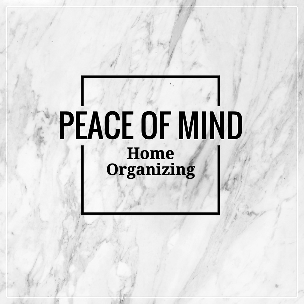 Organize your home organization social media post template