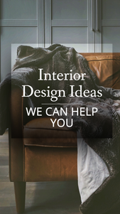 Home and interior design social story template for Instagram and Facebook