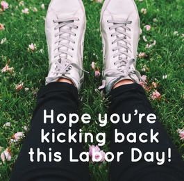 Kick back on Labor Day template for Instagram