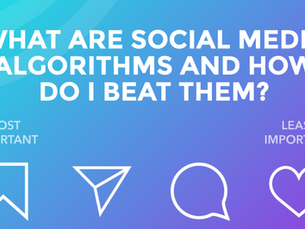 What are social media algorithms and how do I beat them?
