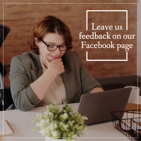 Fall social media post for small businesses