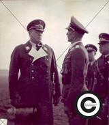 General Sperrle, Major Gossner.jpg