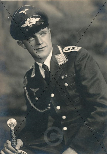 Karl Stöckle - Oberfeldwebel Fliegerhors