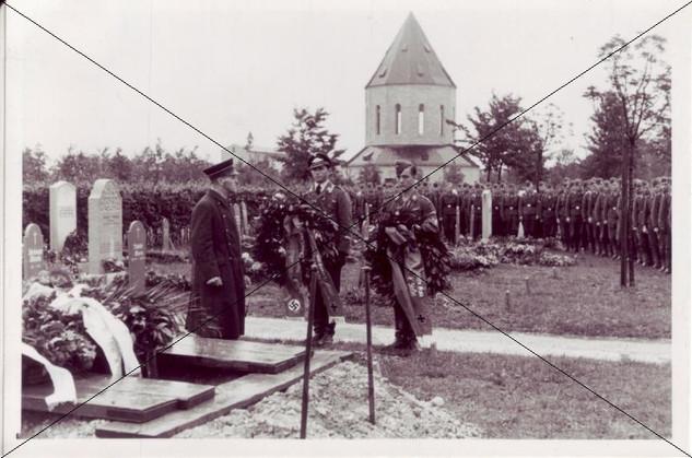 Beerdigung am Perlacher Forst, Fliegerka