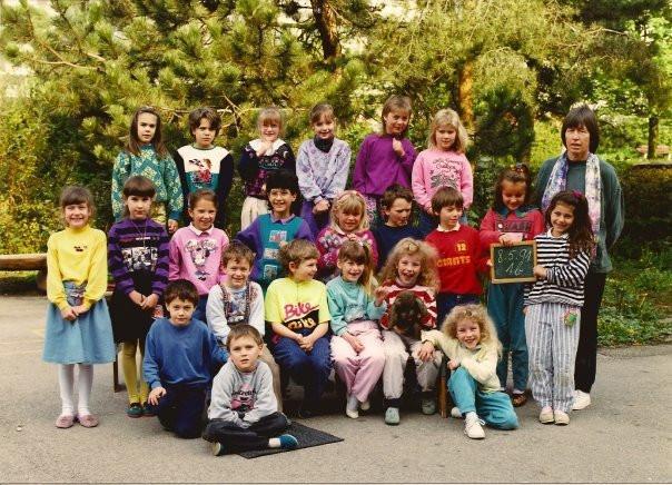 1991 Klasse 1b