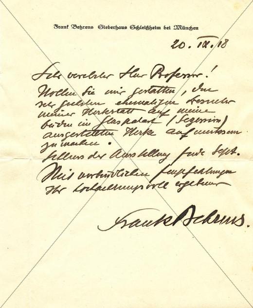 Brief Frank Behrens 1918.jpg