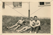 Staffel 4 beim Sonnenbad in Schleißheim