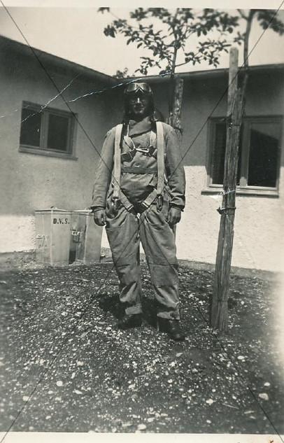 Gerd Böttger, später Uffizier im IV.KG6,