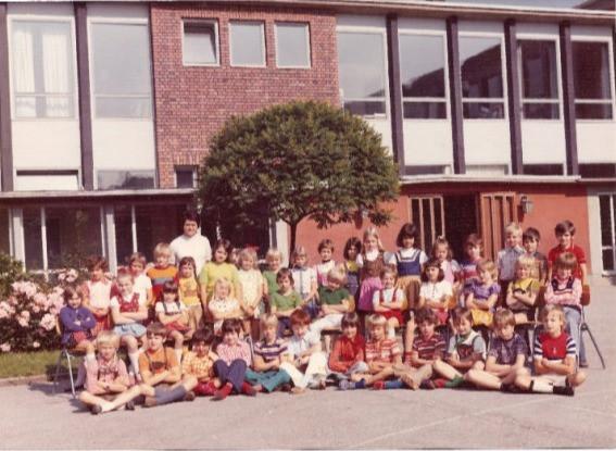 1973 2. Klasse Frau Fischer